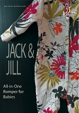 Betty Kingston - Jack & Jill All-In-One Romper for Babies Pattern