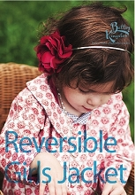 Betty Kingston - Reversible Girls Jacket Pattern