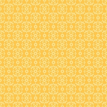 Riley Blake Designs - Summer Song 2 - Damask in Yellow