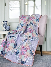 Tilda - Bird Pond Circle Quilt Kit (Fabric Kit Only) *** PRE-ORDER - AVAILABLE IN NOVEMBER ***