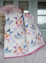 Tilda - Bird Pond Duck Quilt Kit