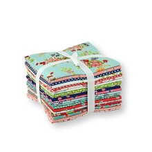 Andover Fabrics - Katie Jane - Fat Quarter Bundle of 20 Pieces