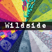 Andover - Wildside - Fat Quarter Bundle of 19 Pieces