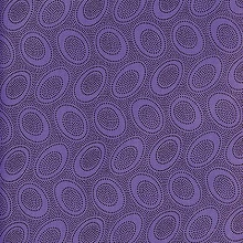 Freespirit Fabrics - Kaffe Fassett Collective Classics - Aboriginal Dot in Periwinkle