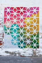 Alison Glass - Solstice Quilt Kit in Holiday