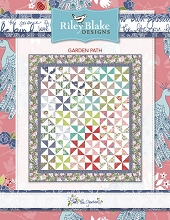 Riley Blake Designs - Into The Garden Quilt Kit