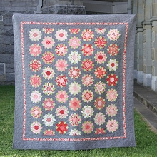 Lilabelle Lane Creations - Tenderness Quilt Pattern 63