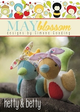 May Blossom - Hetty & Betty Birds Pattern