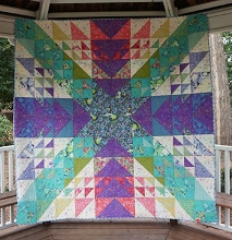 Freespirit - Tula Pink Pinkerville Charmed Life Quilt Kit *** PRE-ORDER ARRIVING END OF APRIL ***
