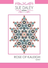 Sue Daley Designs - Rose of Kaleigh Pattern and Template Set