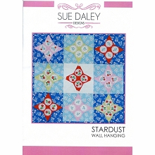 Sue Daley - Stardust Wall Hanging Pattern and Templates Pack