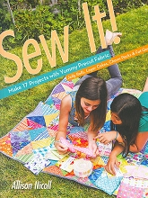 Sew It Project Book by Allison Nicoll
