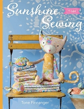 Tilda - Sunshine Sewing Book By Tone Finnanger