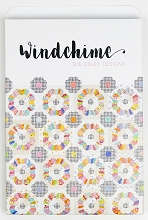 Sue Daley's - Windchime Quilt Pattern and Piece pack