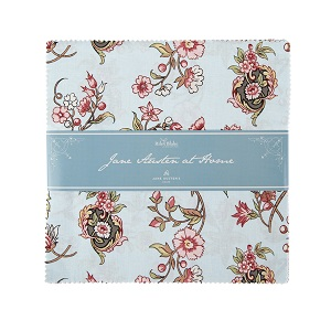 Riley Blake Designs Jane Austen at Home 10 Inch Stacker 42 Pieces *** SIGN UP TO BE NOTIFIED ONCE BACK IN STOCK ***