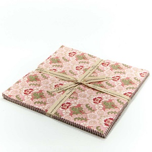 Penny Rose Fabrics - Romancing the Past 10 Inch Stacker 21 pieces