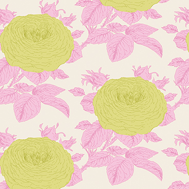 Tilda - Sunkiss - Rose in Pink ***FAT QUARTER ***