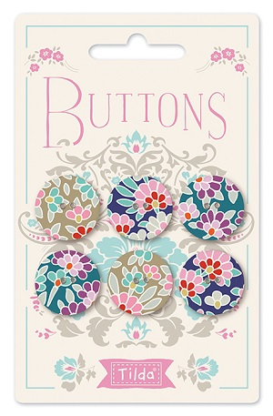 Tilda LazyDays - Buttons 20mm
