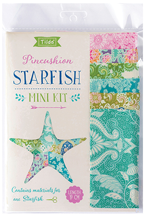 Tilda - Sunkiss - Star Fish Kit