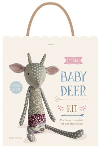 Tilda - Bird Pond - Sew Kit Baby Reindeer