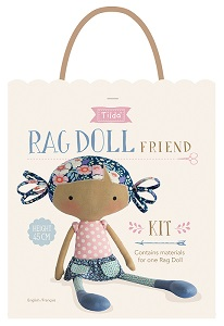 Tilda - Bird Pond - Sew Kit Rag Doll
