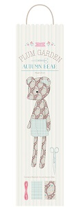 Tilda Plum Garden - Sewing Kit Autumn Bear