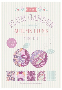Tilda Plum Garden - Mini Kit Autumn Plums