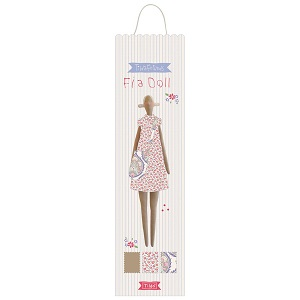Tilda Bon Voyage Fia Doll Sewing Kit