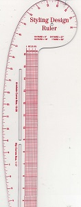Dritz - Styling Design Ruler