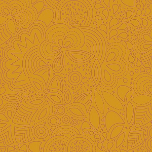 Andover Fabrics - Sun Print 2020 Stitched in Penny