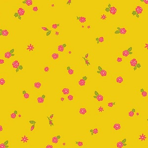 Andover Fabrics - Sun Print 2019 Day Dream in Sunshine