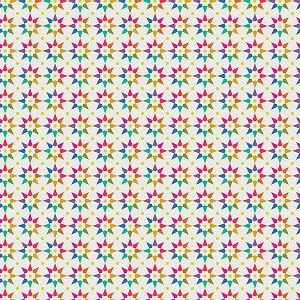 Andover Fabrics Art Theory Rainbow Star Day *** PRE-ORDER - ARRIVING NOVEMBER 2020 ***