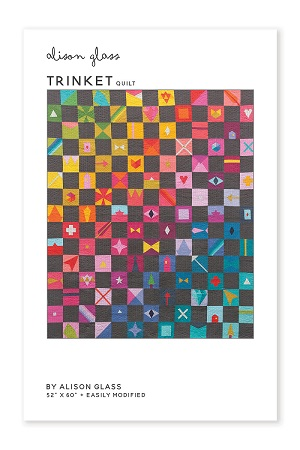 Alison Glass - Trinket Quilt Pattern