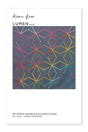 Alison Glass - Lumen Quilt Pattern