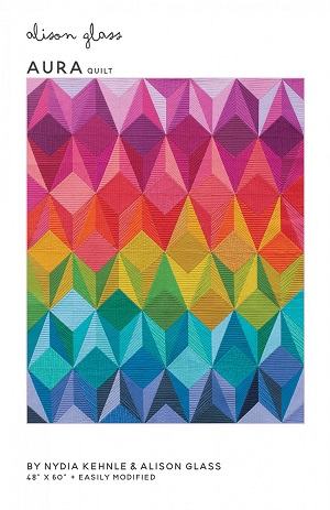 Alison Glass - Aura Quilt Pattern