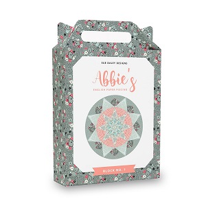 Sue Daley Designs - Abbie's English Paper Piecing Pack #1