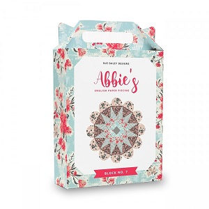 Sue Daley Designs - Abbie's English Paper Piecing Pack #7