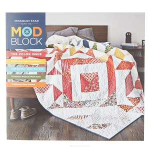 Missouri Star Quilt Co - BLOCK Book - ModBlock Vol 1
