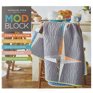 Missouri Star Quilt Co - BLOCK Book - ModBlock Vol 2