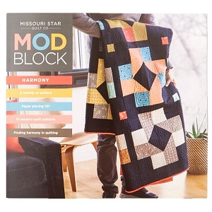 Missouri Star Quilt Co - BLOCK Book - ModBlock Vol 3