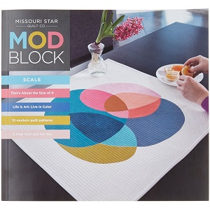 Missouri Star Quilt Co - BLOCK Book - ModBlock Vol 4