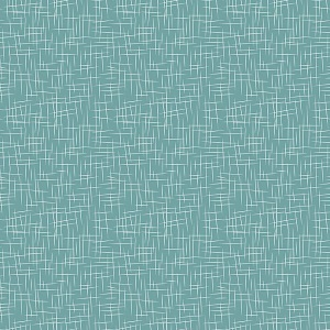 Riley Blake Designs - Hashtag Large in Teal