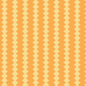 Riley Blake Designs - Madhuri Stripe in Orange
