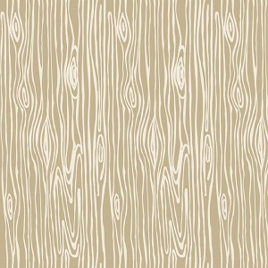 Riley Blake Designs - Scenic Route Woodgrain in Tan