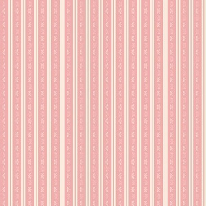 Riley Blake Designs - To Norway with Love Stripe in Pink