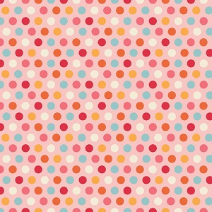 Riley Blake Designs - Just Dreamy 2 Dots in Pink
