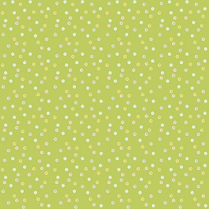 Riley Blake Designs - Sweet Orchard Dot in Green