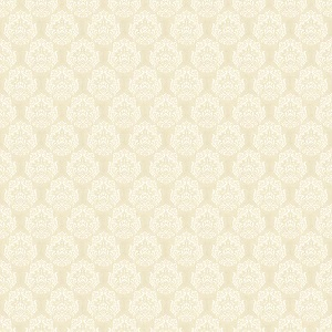 Penny Rose Fabrics - Juliette Scroll in Cream *** REMNANT PIECE 48CM X 112CM ***