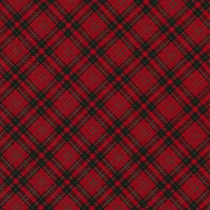 Christmas Timeless Treasures Plaid in Red