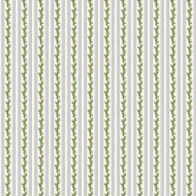 Penny Rose Fabrics - Anne of Green Gables Christmas - Stripe Grey